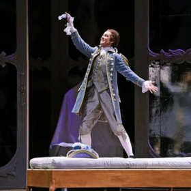 Performing my favorite role of all time, Cherubino, with Arizona Opera, Spring 2019.