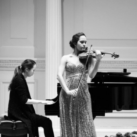 My 2nd time playing at Carnegie Hall, Weill Recital Hall