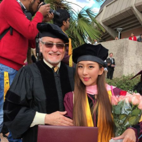 Doctor of Musical Arts Degree Fall 2015 with Prof. David Britton at the Arizona State University