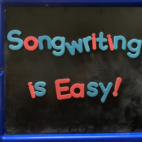 This customized approach integrates songwriting, music, writing, math, and more. In line with common core and state standards.