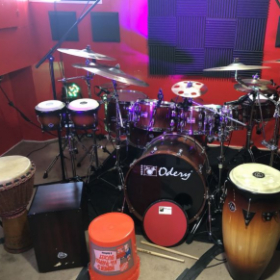 I Love Playing & Teaching Percussion!