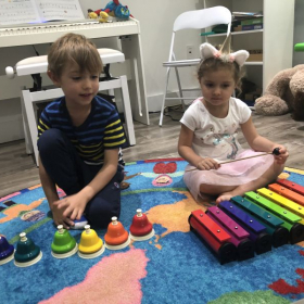 Montessori Music Lessons