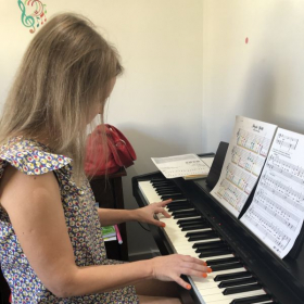 Adults Piano Lessons