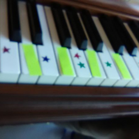 Piano teaching! toddlers and little mozarts! <3