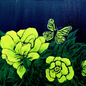 Learn to paint nature in new and different ways!
