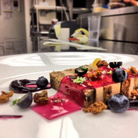 My New York Times / Food and Wine foie gras & banana bread