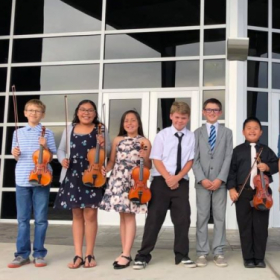 Clovis Music Academy! What a wonderful program to be a part of.