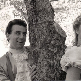 As Strephon  in Iolanthe