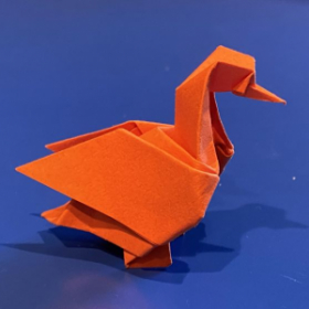Duck. My original design.