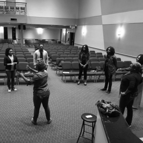 Contracted group voice training for SOH Choir Houston Texas