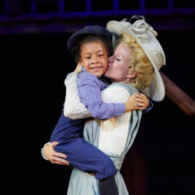 Kimberly as Mother in RAGTIME
