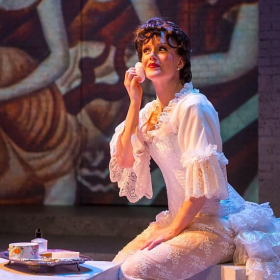as Dot in SUNDAY IN THE PARK WITH GEORGE