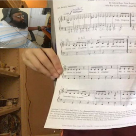 Old Town Road Sheet Music