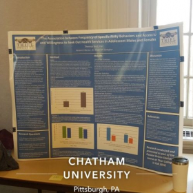 Research Presentation at the Annual Western Pennsylvania Psychology Research Conference 2018