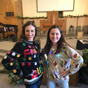 Ugly Sweater Christmas Recital
