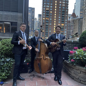 Private Party with my Jazz Trio