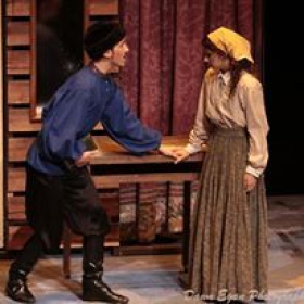 Playing Chava in Lyric Opera's Fiddler on the Roof.