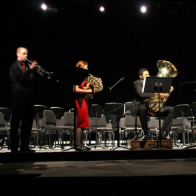 I have performed with many brass quintets! I have lots of experience to share with you!