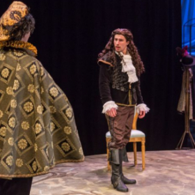 """David Ives' Adaptaion of Moliere's """"The Misanthrope"""" - The School for Lies"""