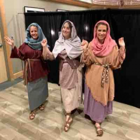 """Performing with Nashville Opera for """"Amahl and the Night Visitors"""" December 2019"""