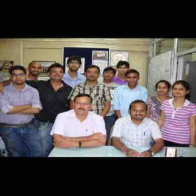 Academic team at Indian Institute of Toxicology Research,Lucknow,India