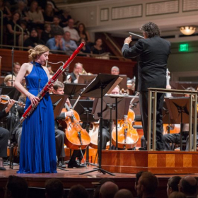 Concerto with the Nashville Symphony