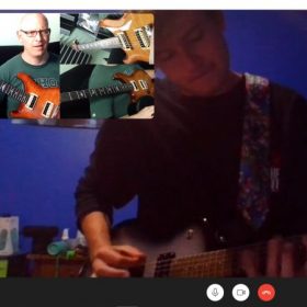 I've been teaching Nate since 2014. Loves jamming out tunes with him!