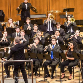 The University of Texas at Austin Wind Ensemble