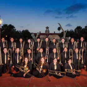 TAMUK Trombone Choir