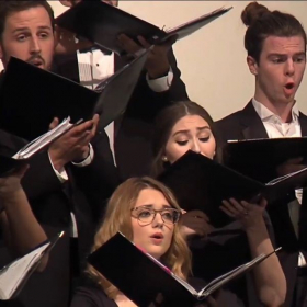 2019 Holiday Choral Performance