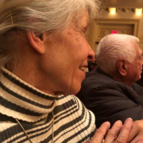 at Carnegie Hall, she is a life-long music lover.
