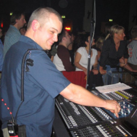 Mixing A Moby Show on a Yamaha PM5D. 2005 (ish)