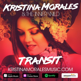 Stream my music online! Kristina Morales & The Inner Wild
