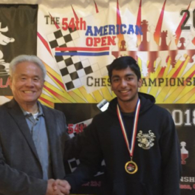 Youngest Champion of the American Open