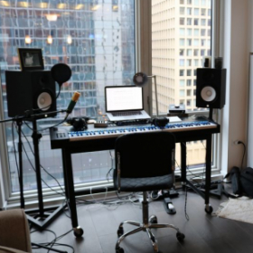 I offer top quality virtual music lessons using professional equipment in my home studio.