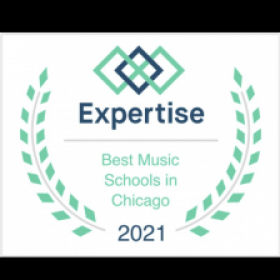 Three years in a row, Phil Circle Music has been listed among the top 12 Music Schools and Private Lesson Facilities in the Chicago area.