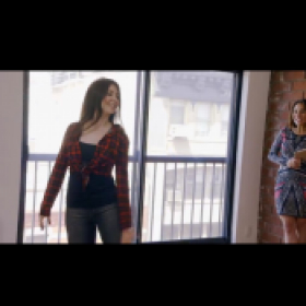Screenshot from ABC Family project