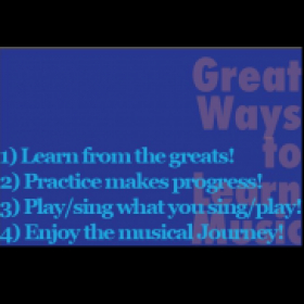 4 great ways to learn music, plus 
