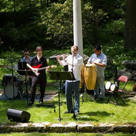 Summer concert in Mount Kisco, NY