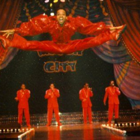 Performing at the Grand Casino Biloxi, Mississippi