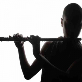 I also play flute and bamboo flute.