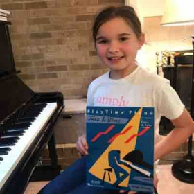Finished her Jazz book!