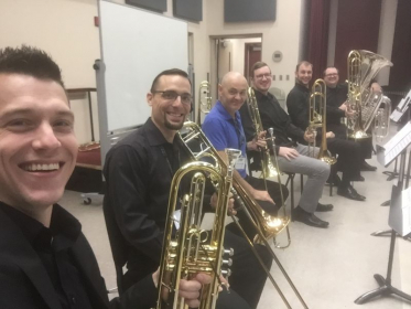 2019 North Carolina Trombone Festival Opera Excerpts Clinic