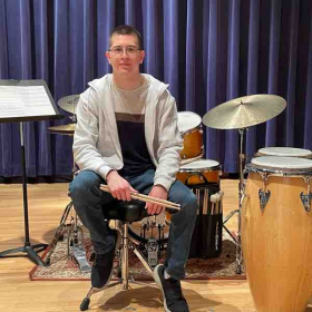 Me and my Drums.