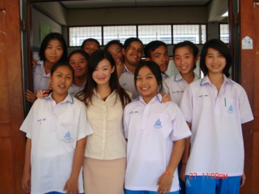 Chinese Class - Thailand
