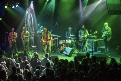 Live with Black Joe Lewis at  the Independent in San Francisco!