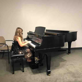 Playing for Piano Guild National Audition 2021