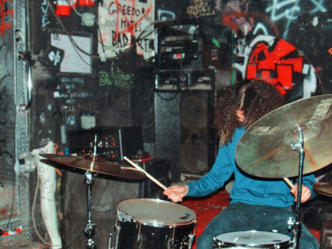 meatlocker in montclair new jersey with Bathing in Chunks