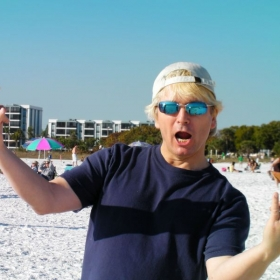 James in Siesta Key