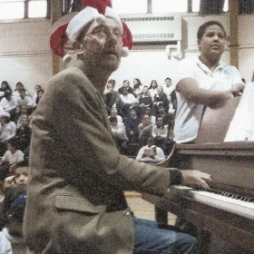Holiday performance while teaching in Illinois